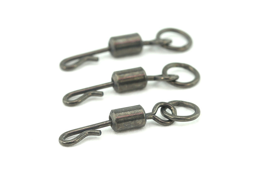 Thinking Size 8 Ring Quick Link Swivels
