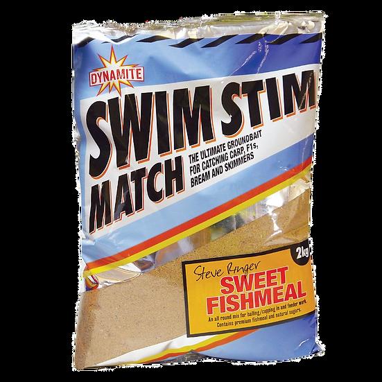 Dynamite Steve Ringer's Sweet Fishmeal Groundbait - 2kg