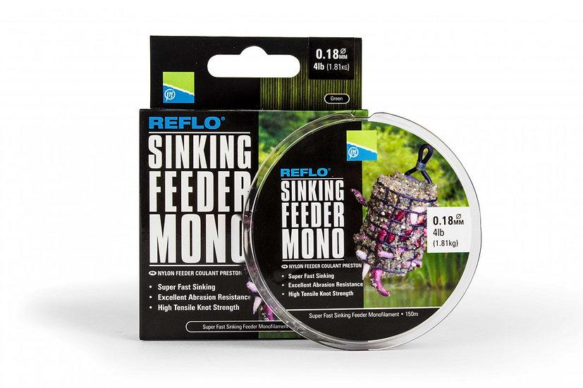 Preston REFLO Sinking Feeder Mono - 150m