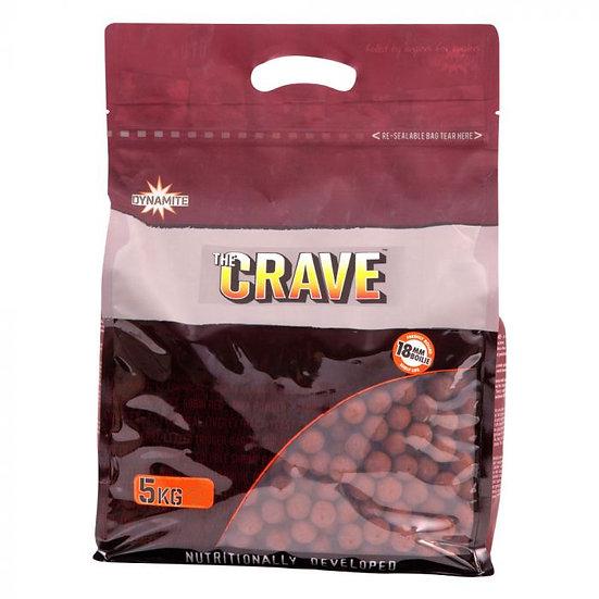 Dynamite 18mm Crave Boilies - 5kg