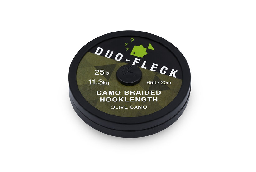 Thinking Duo-Fleck Braided Hooklength - 20m