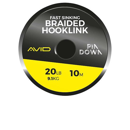 Avid Pin Down Braided Hooklink