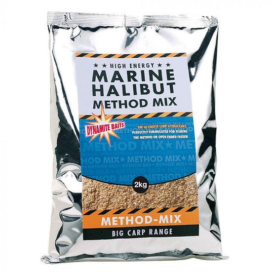 Dynamite Marine Halibut Method Mix - 2kg
