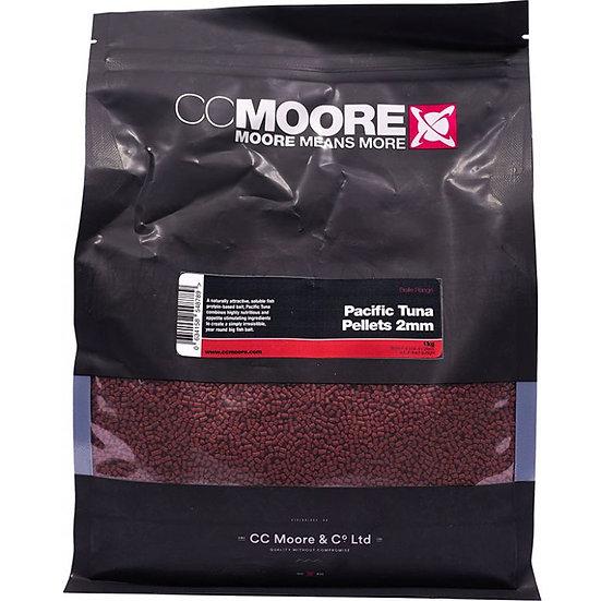 CC Moore 2mm Pacific Tuna Pellets 1kg