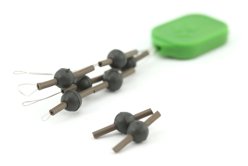 Thinking 5mm Leadcore Safety Top Beads - Tungsten