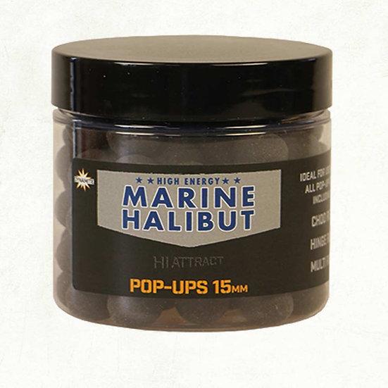 Dynamite Marine Halibut Foodbait Pop-Ups - 15mm