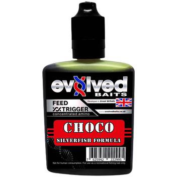 Evolved  Baits Amino Feed Trigger - Choco 50ml