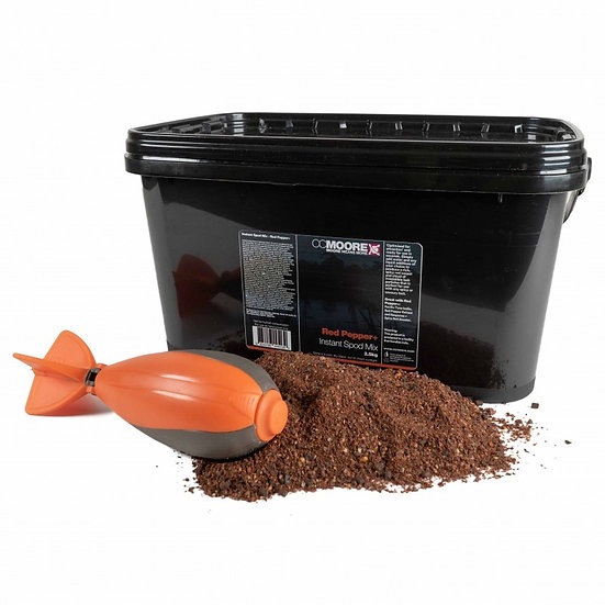 CC Moore Red Pepper+ Instant Spod Mix 2.5kg
