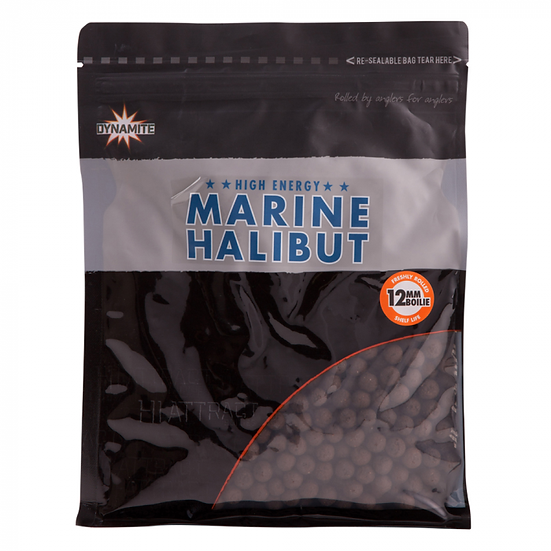 Dynamite 12mm Marine Halibut Boilies - 1kg