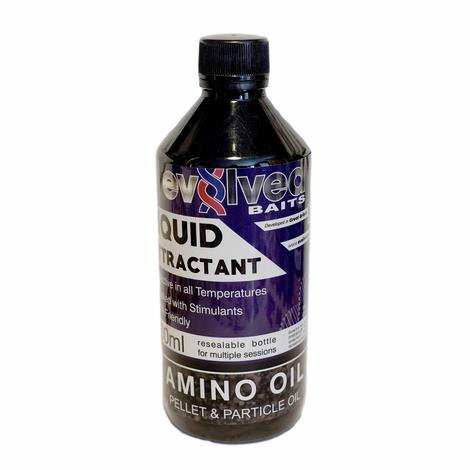 Evolved Amino Oil - Pellet & Particle Oil