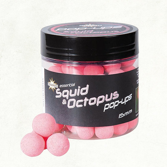 Dynamite Squid & Octopus Fluro Pop-Ups - 15mm