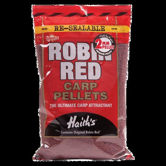 Dynamite 2mm Robin Red Pellets - 900g