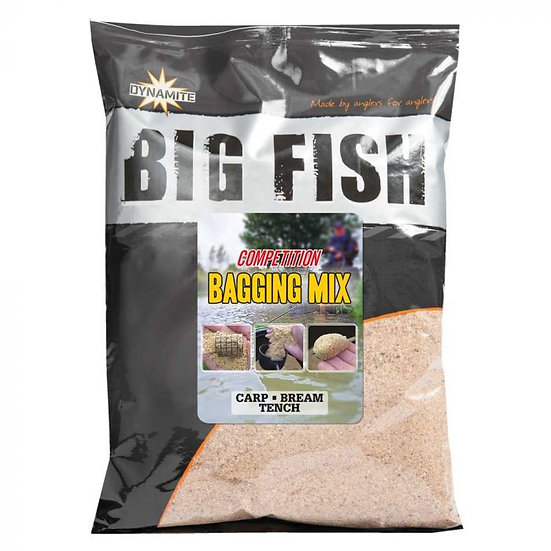 Dynamite Competition Bagging Mix Big Fish Groundbait - 1.8kg