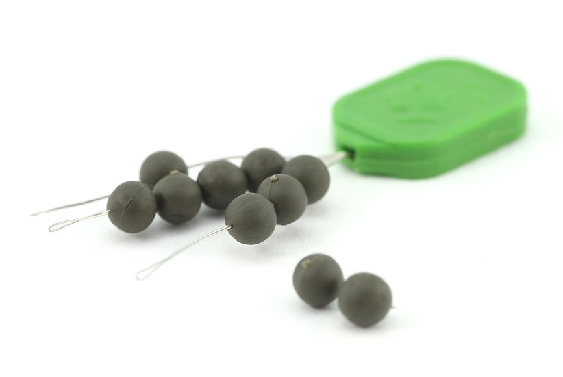 Thinking 5mm Round Beads - Green
