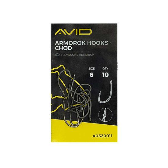 Avid Armorok Hooks - Chod