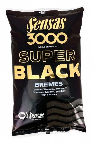 Sensas 3000 Super Black Bream - 1kg