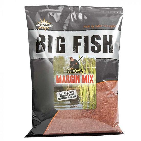 Dynamite Mega Margin Mix Big Fish Groundbait - 1.8kg