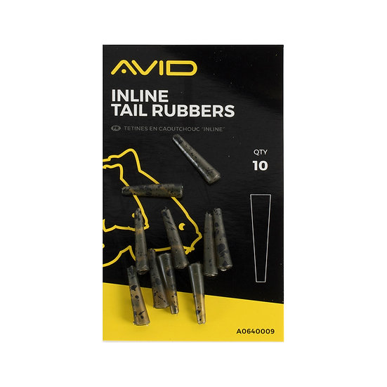 Avid In-Line Tail Rubbers