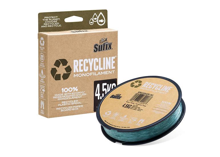 Sufix Recycline Monofilament - Green - 150m