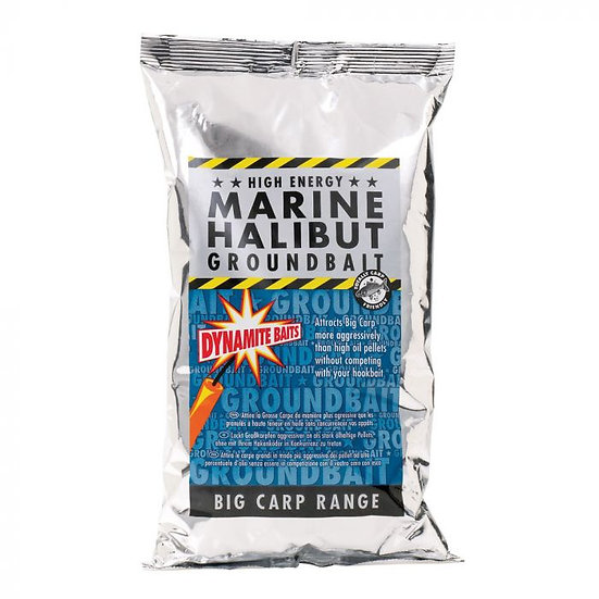Dynamite Marine Halibut Pellet Groundbait - 1kg