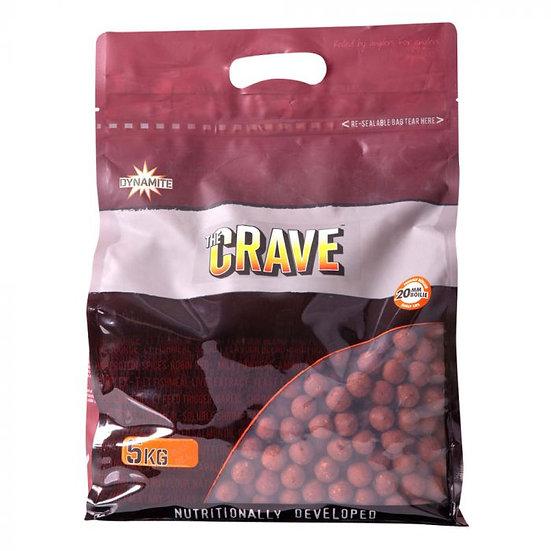 Dynamite 20mm Crave Boilies - 5kg
