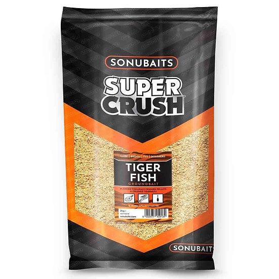 Sonubaits Tiger Fish Groundbait - 2kg