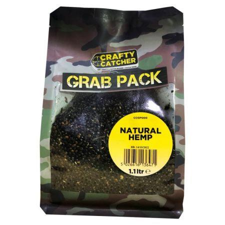 Crafty Catcher Grab Pack - Natural Hemp - 1.1 litre