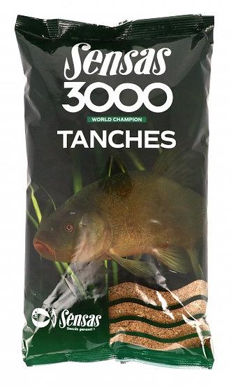 Sensas 3000 Tench - 1kg