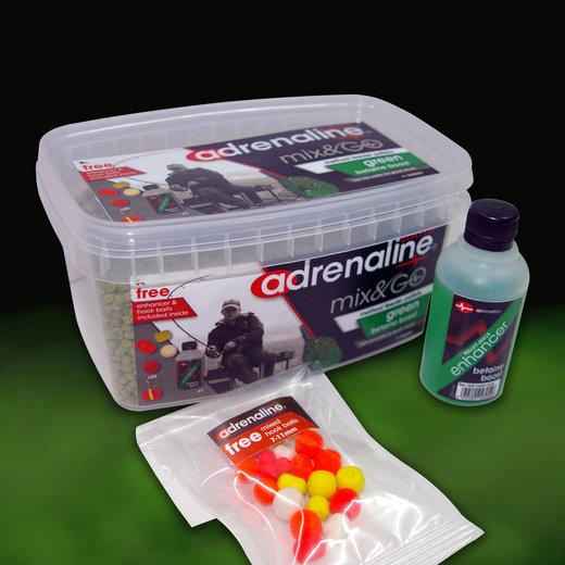 Adrenaline Method Mix&Go - Green