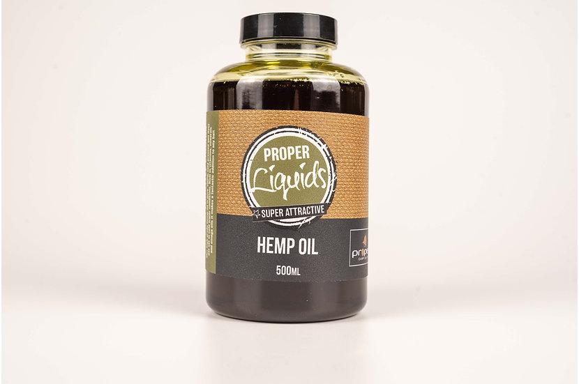 Proper Liquid Hemp Oil