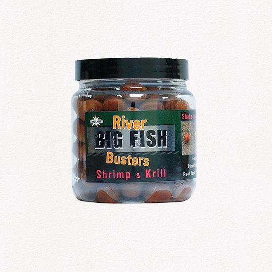 Dynamite Big Fish River Shrimp & Krill Buster Hookbaits