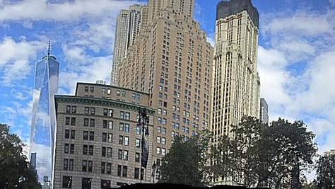 New York City: Capital of the world.