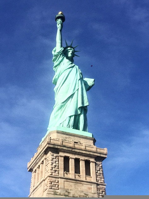 New York City: La capital del mundo occidental.