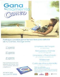 Cameo Campaign 2005