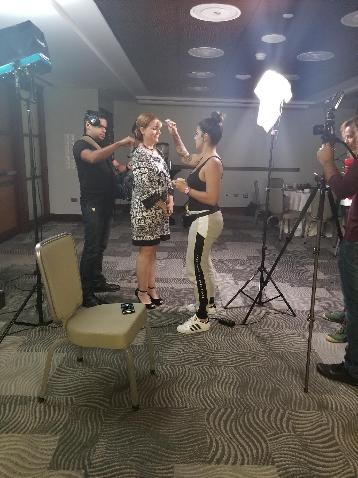 Interview with El Nuevo Dia 2018