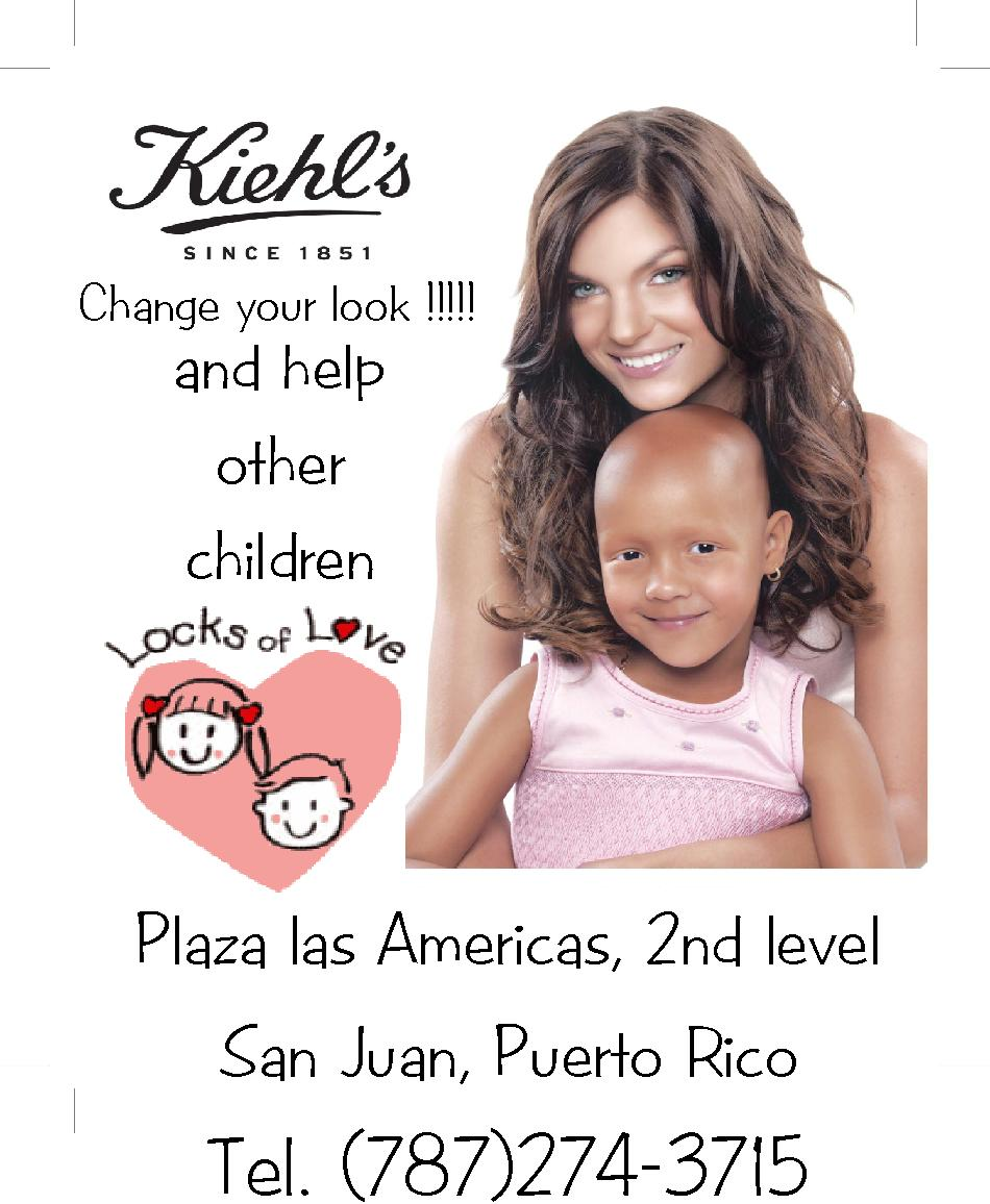 khiel's 2006 Campaign for Children