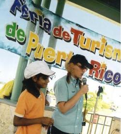 Puerto Rico Tourism Fair 2002