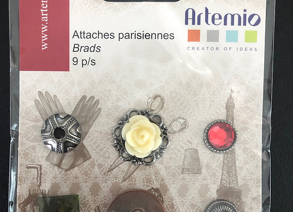Attaches parisiennes