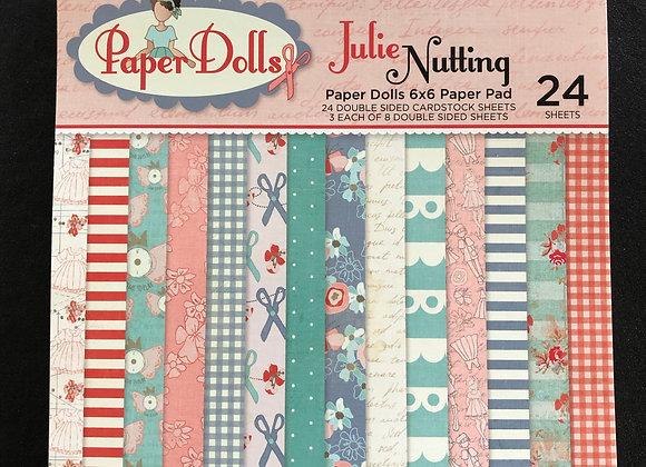 Paper Dolls Paper Pad