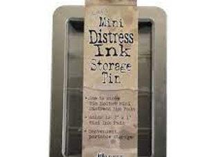Boite de rangement mini distress ink