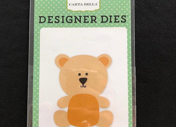 Die set My Teddy Bear