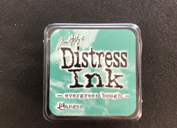 Distress Ink mini - evergreen bough -