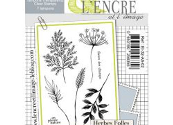 Tampon clear Herbes folles