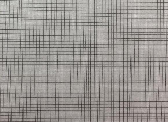 Papier quadrillés - gris