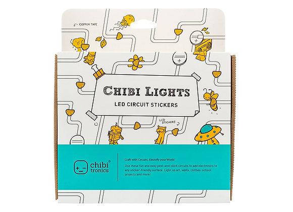 Chibi lights,LED circuit sickers
