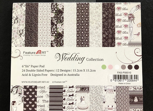 Wedding Collection Paper Pad