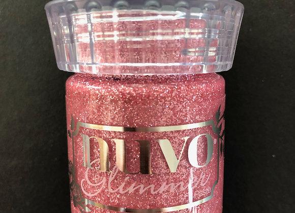 NUVO Glimmer Paste - Fraise champagne