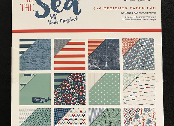 By the Sea Paper Pad