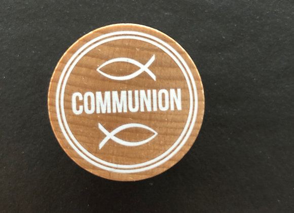 Tampon Woodies - Communion