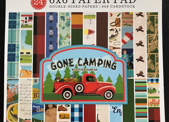 Gone Camping Paper Pad